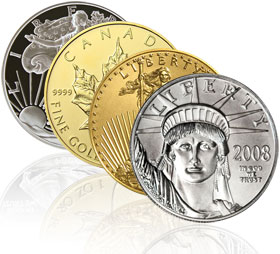 La Jolla Coin Shop is Buying Coins, Currency & Bullion!